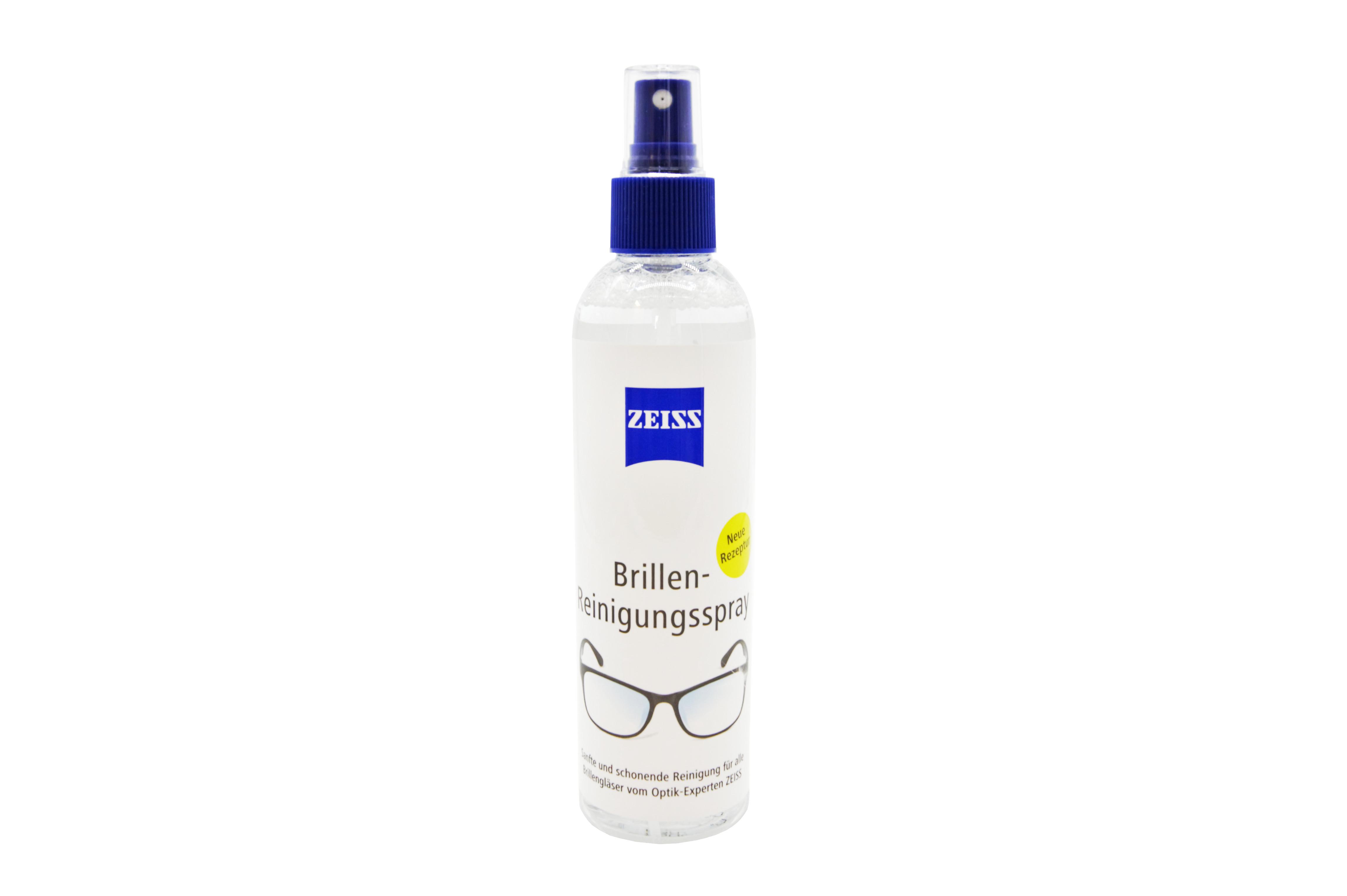 ZEISS Reinigungslösungen für Brillengläser 240ml