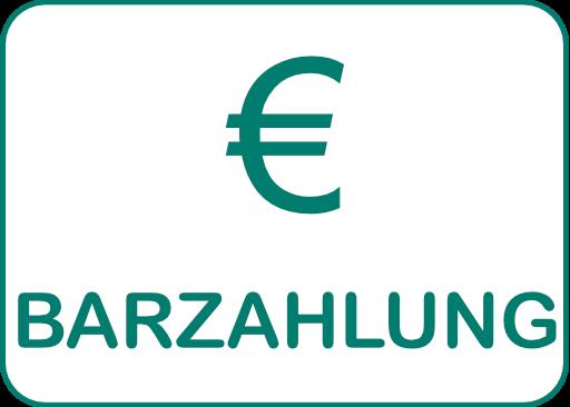 Barzahlung im Geschäft